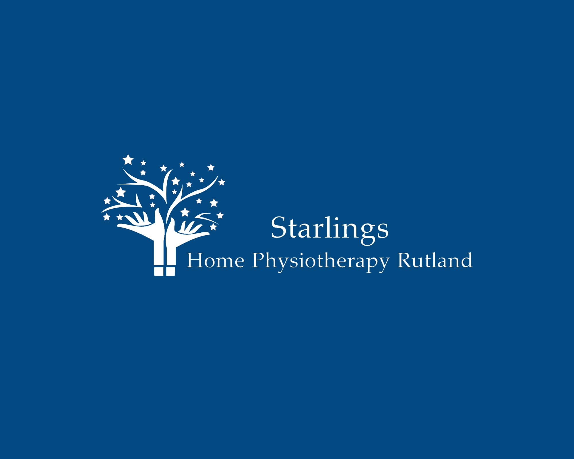 starlings home physiotherapy rutland Logo