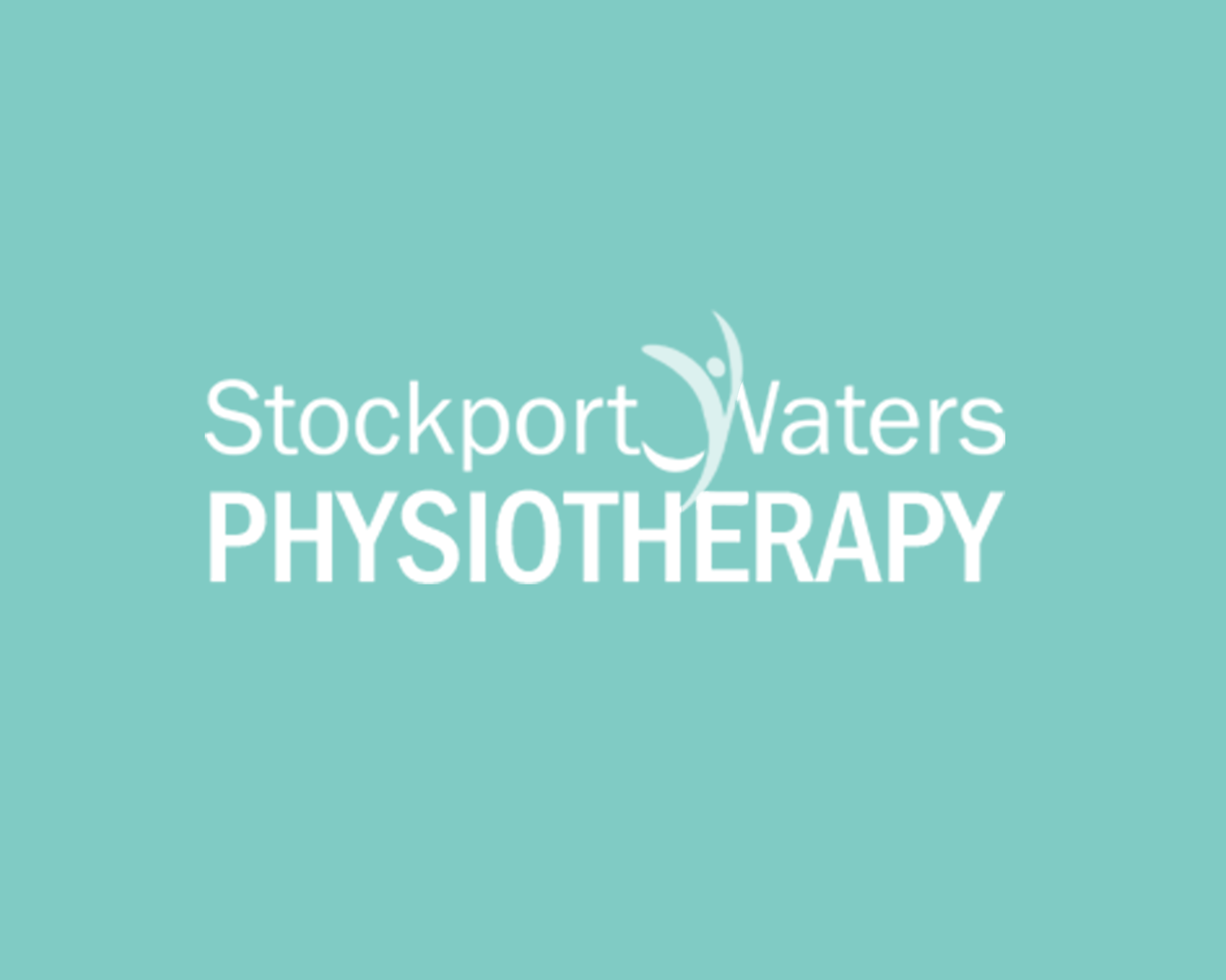stockport waters physiotherapy Logo