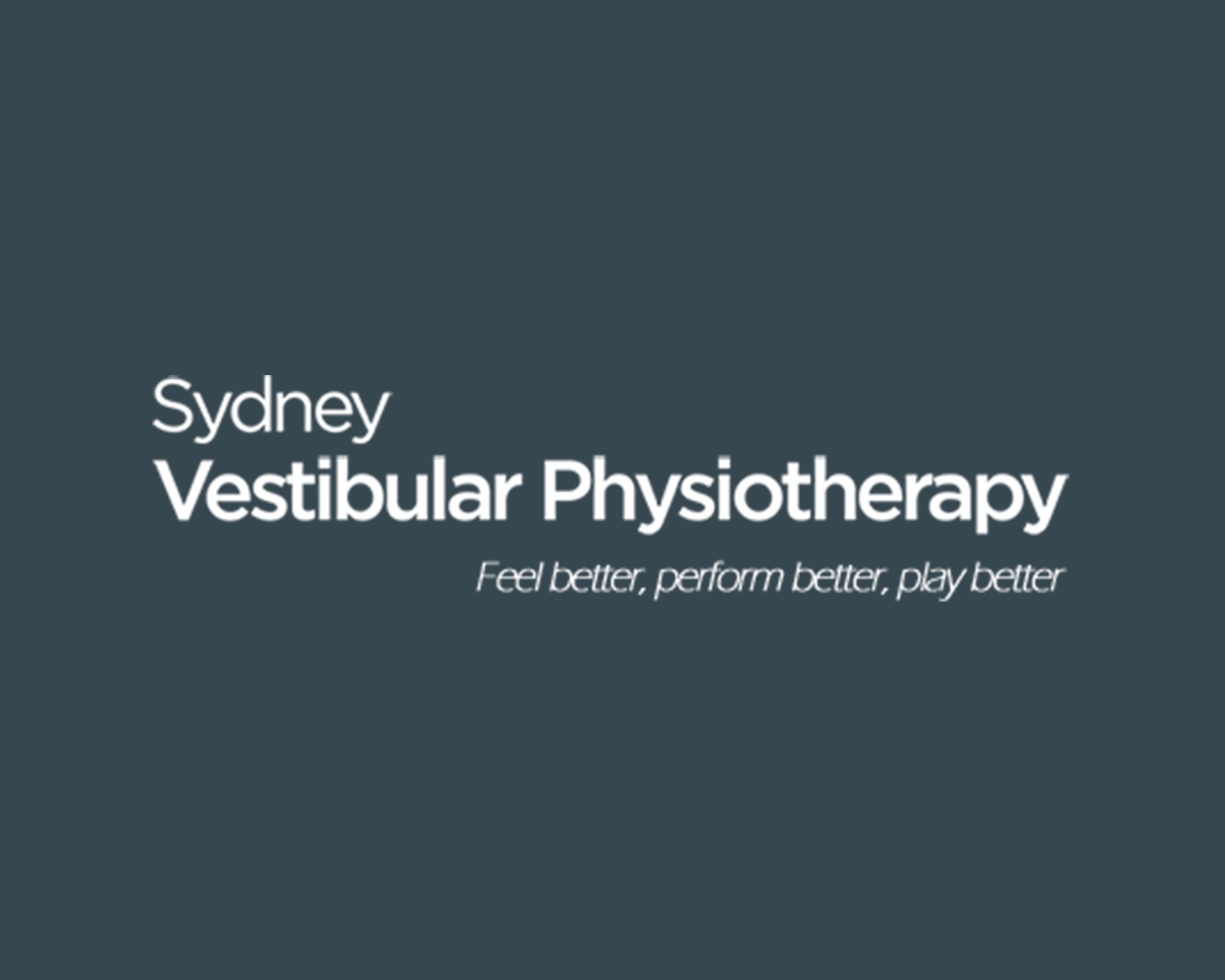 sydney vestibular physiotherapy Logo