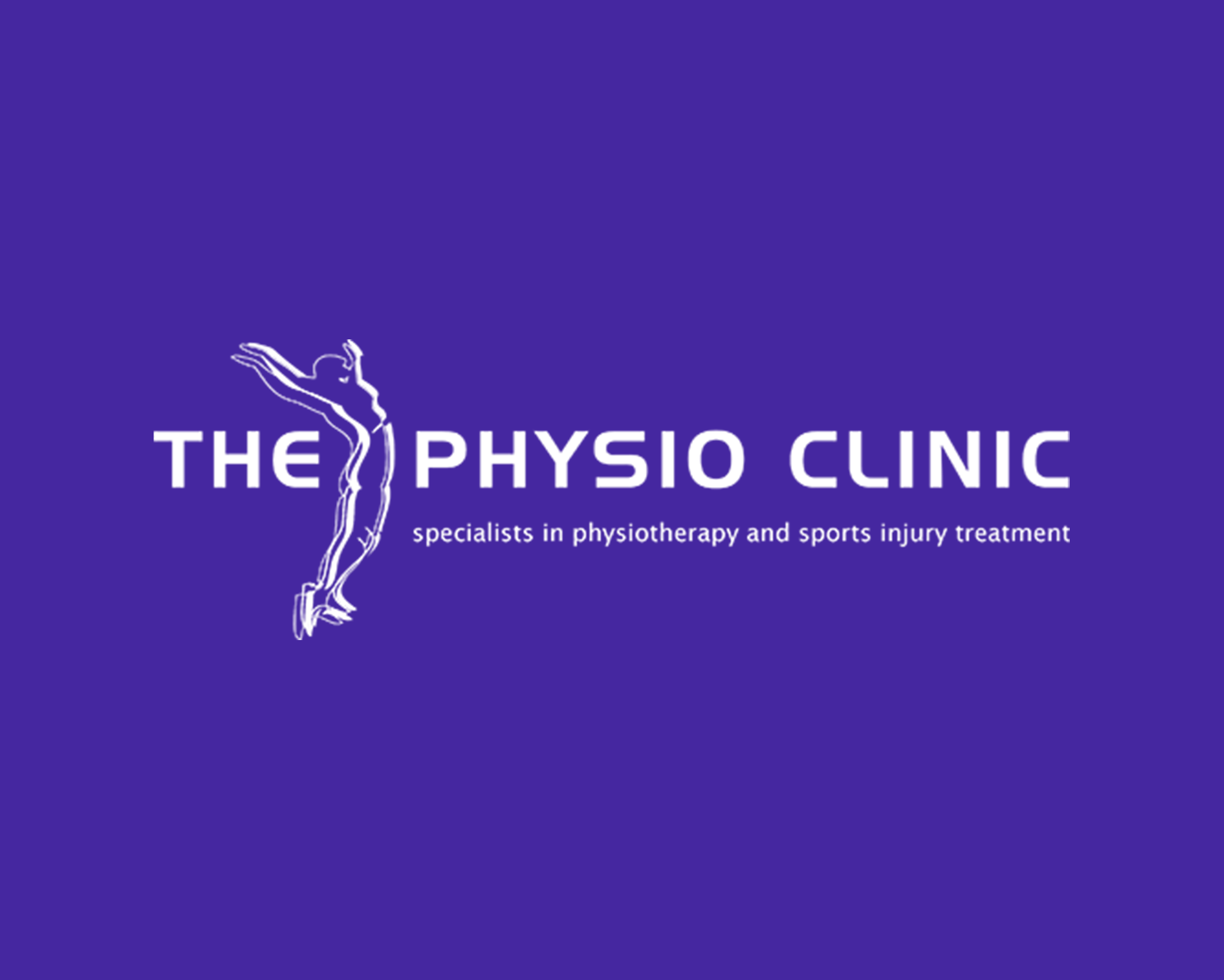 the physio clinic Logo
