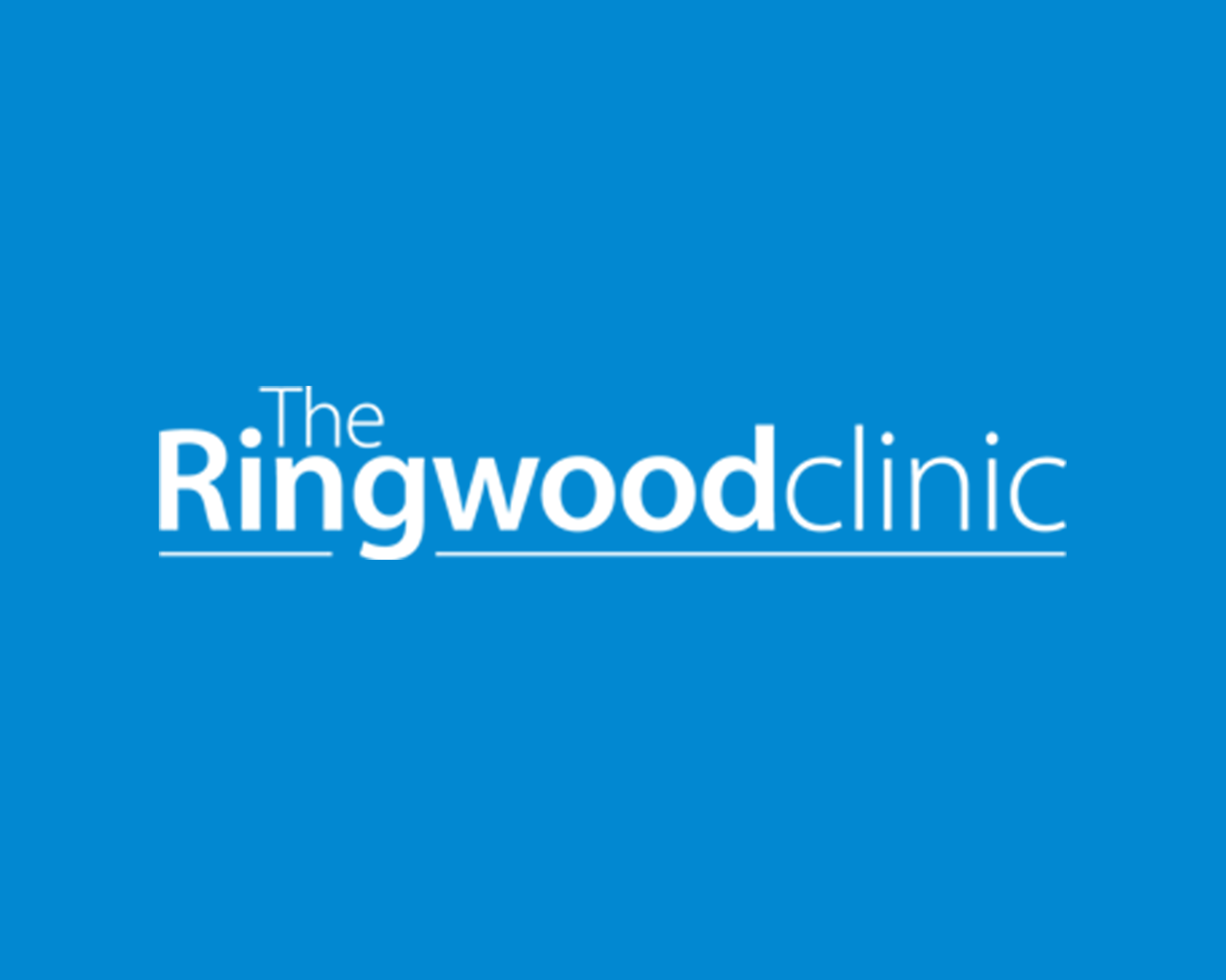 the ringwood clinic Logo