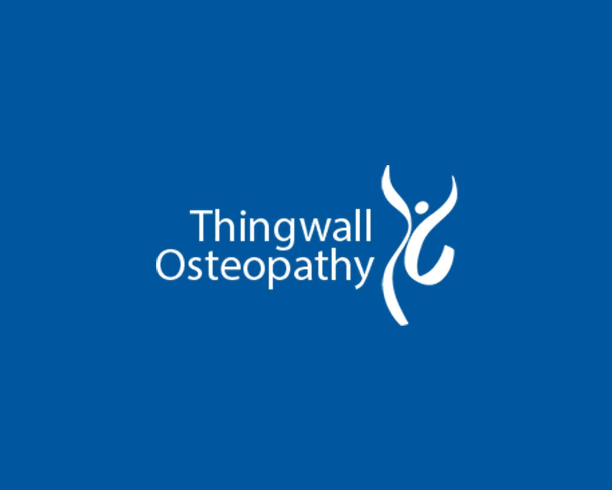 thingwall osteopathy Logo